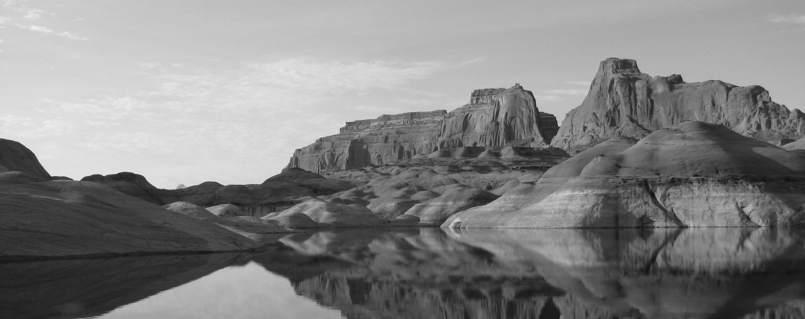 West Canyon Lake Powell